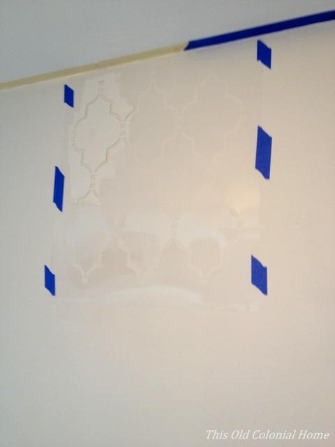 Cutting Edge Stencils Marrakech Trellis