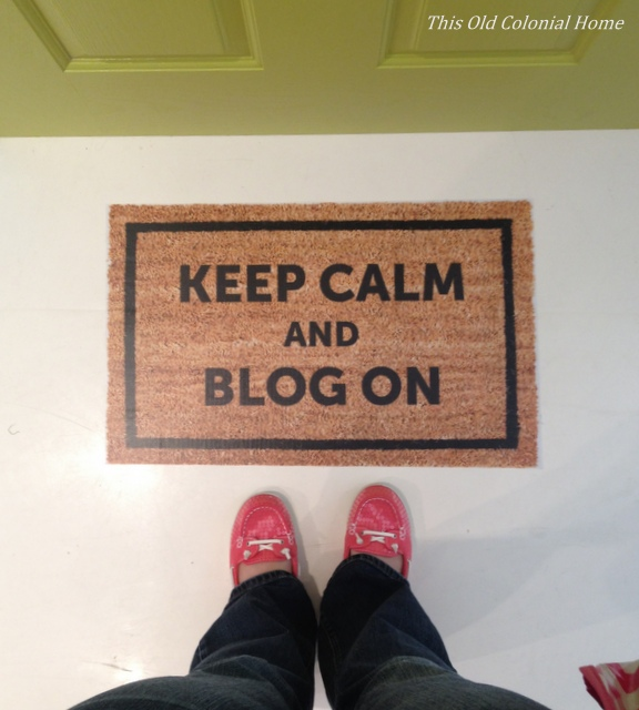 blogging motivation