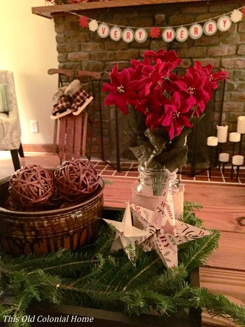 DIY Origami Christmas stars