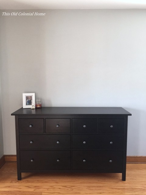Master bedroom dresser from Ikea