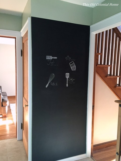 Fun kitchen chalkboard prints