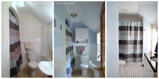 Bathroom updates and changes