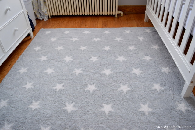 Gray Rug For Nursery Roselawnlutheran