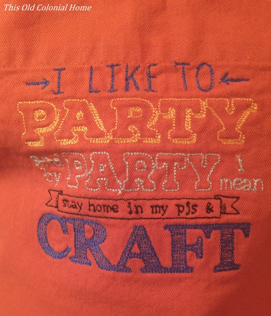 party-craft-apron